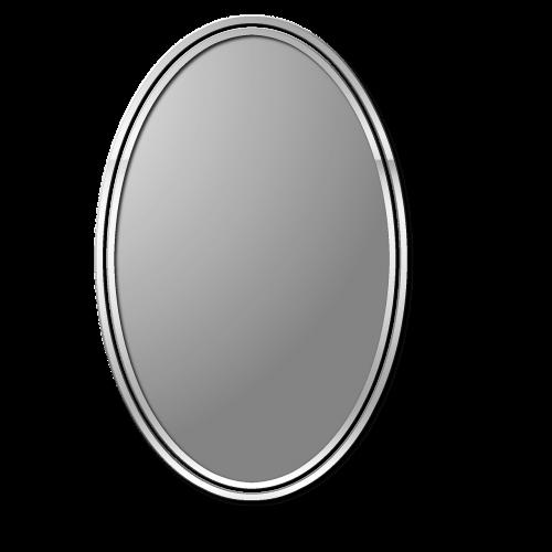 何も写っていない鏡