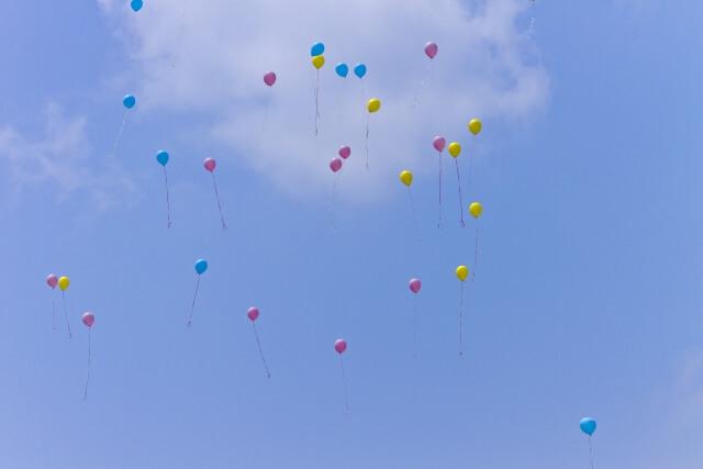 風船が飛んでいくように息子も自立させる事でお互いを認められるようにならないか?