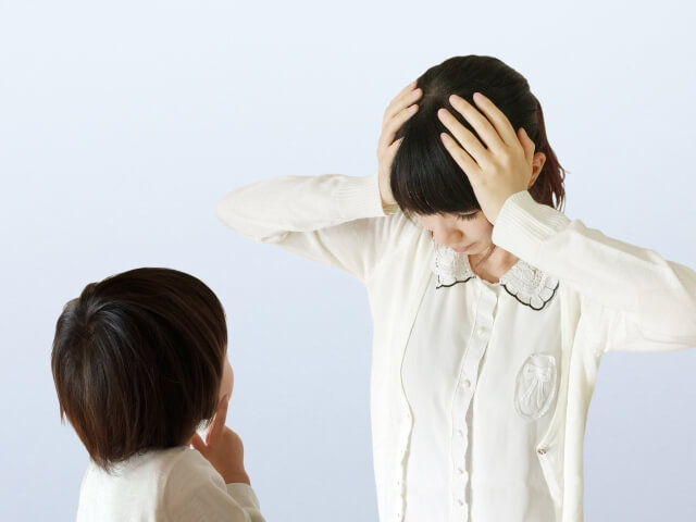 息子の考えている事がまるで分からなくて頭を抱える母親