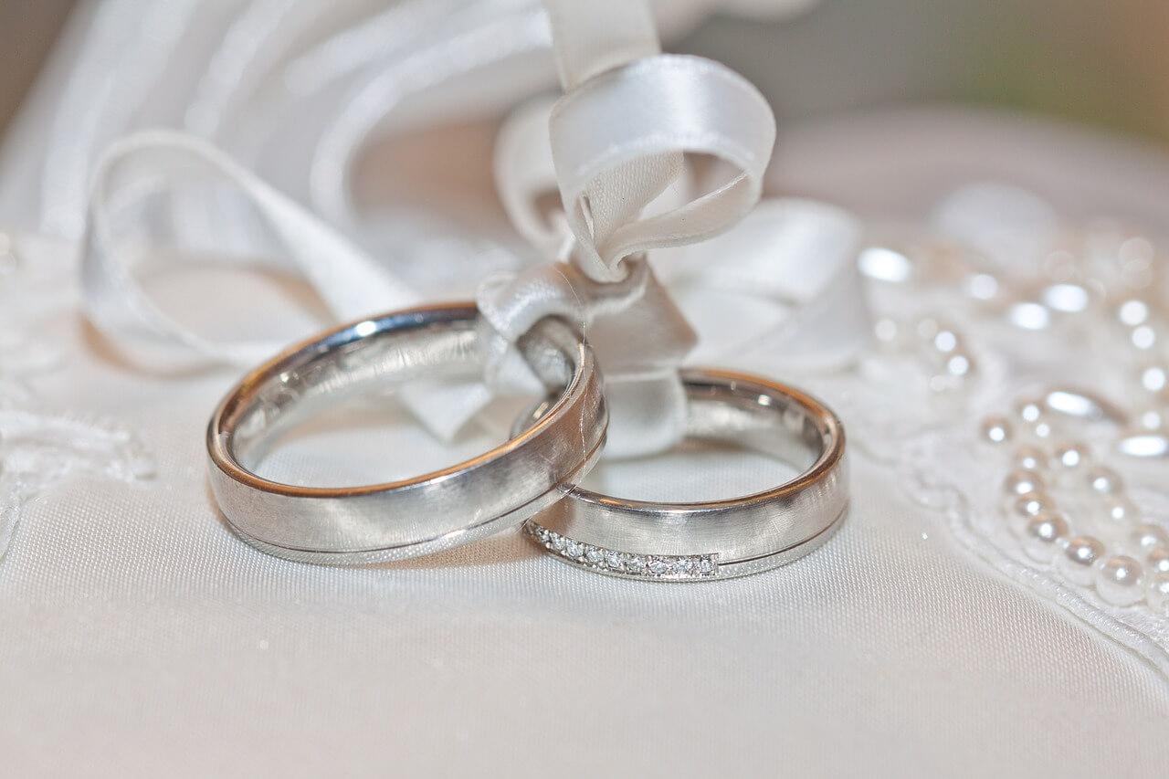 風水を駆使して結婚にこぎ付けた証の指輪
