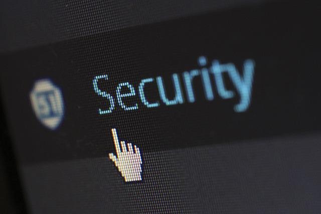 セキュリティーソフト導入画面