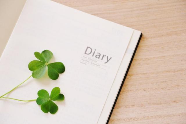 育児日記「Diary」