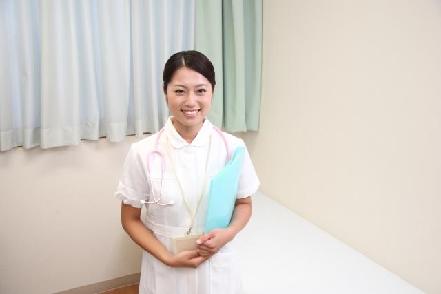 看護学校に通い始めたシングルマザー